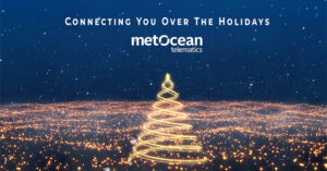 Happy Holidays from MetOcean Telematics